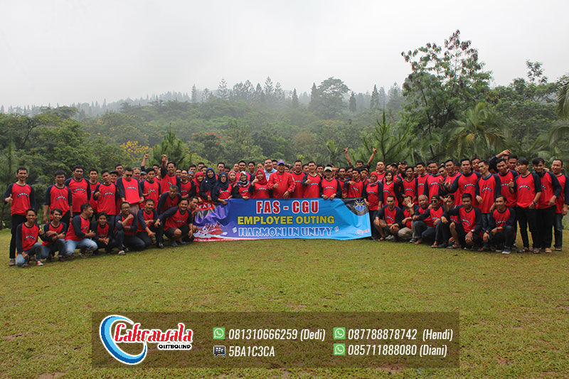 Outbound Training Team Building PT FAS CGU 01