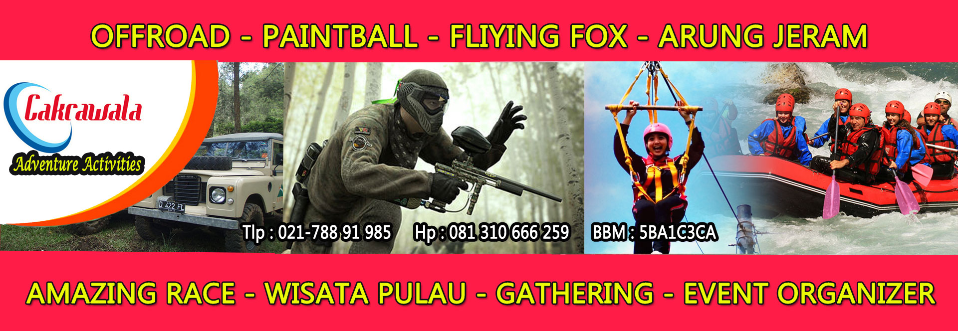 provider outbound terbaik cakrawala outbound